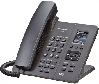 Стационарный DECT телефон Panasonic KX-TPA65RUB